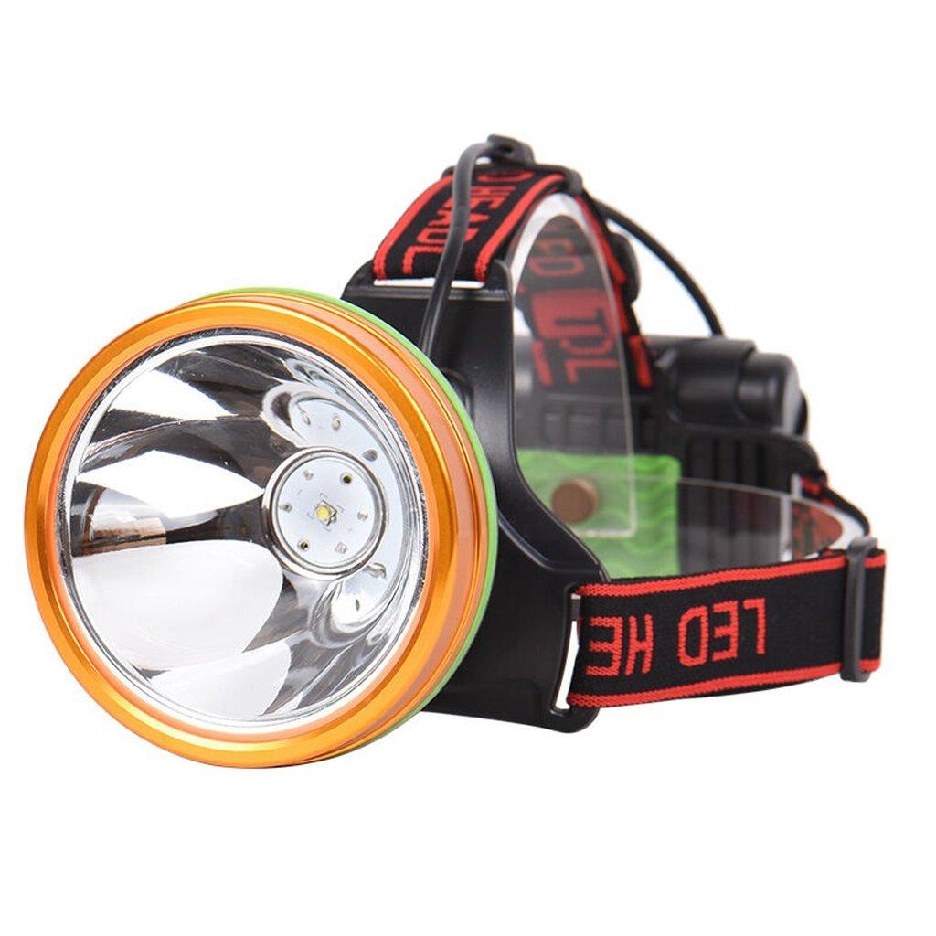120W Scheinwerferaufladung 3 Lithium-Batterie aufgeteiltes im Freienfischen-Fischen-Nachtfischen-Jagd G2 LED-Mine-Lampe, die Taschenlampe weiß trägt