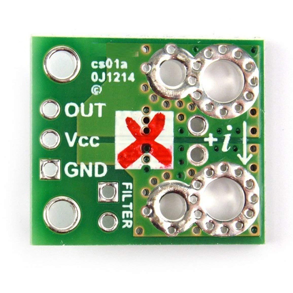 Capteur de courant ACS714 Transformateur et capteur de courant /électrique de capteur de capteur de courant de Hall haute performance JBP-X