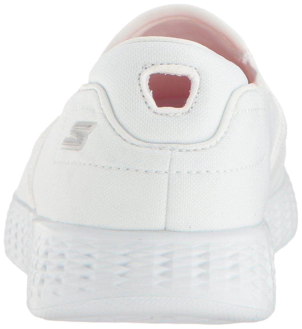 Skechers Damen On-The-go - Mist Tennisschuhe White