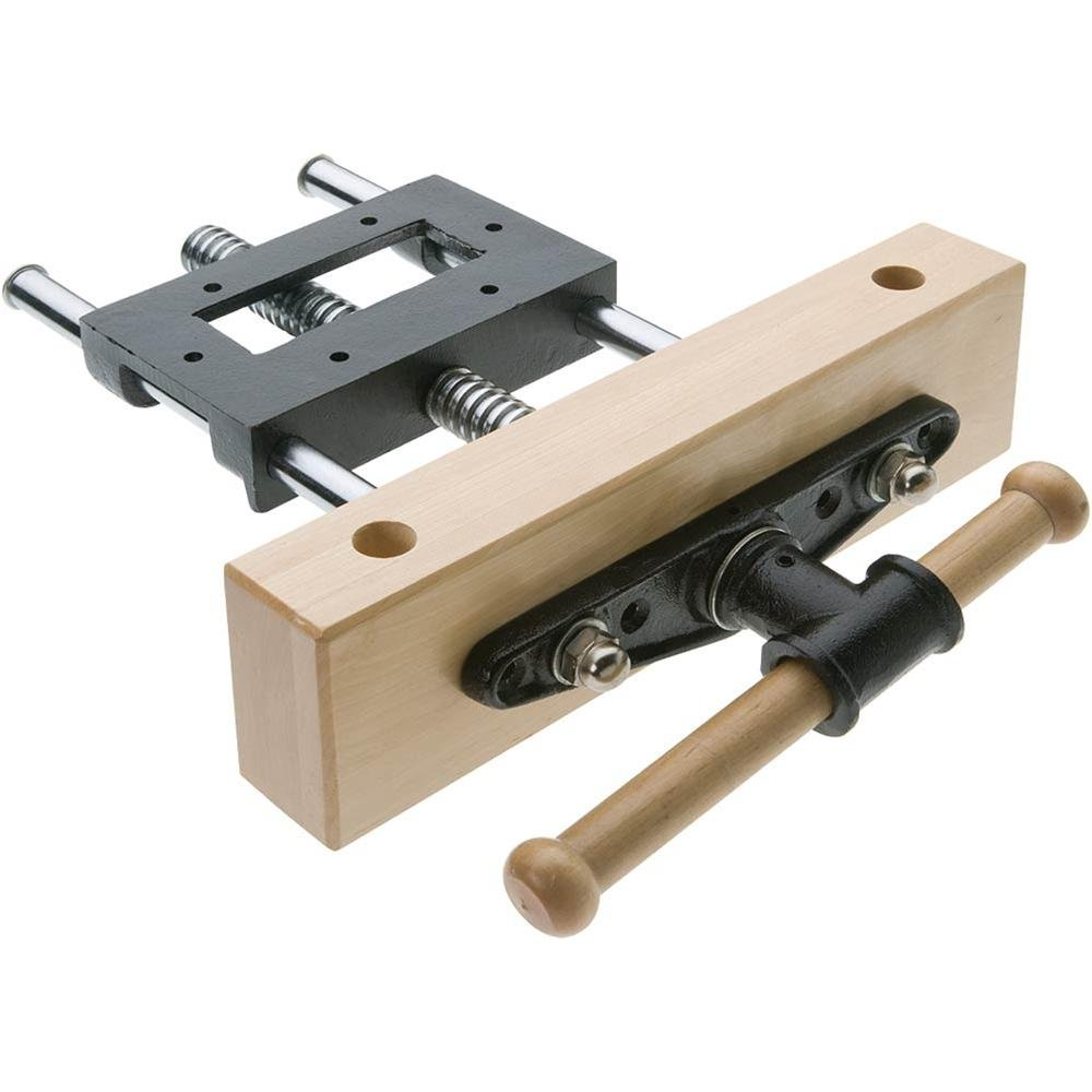 Grizzly T24249 Cabinet Maker's Front Vise