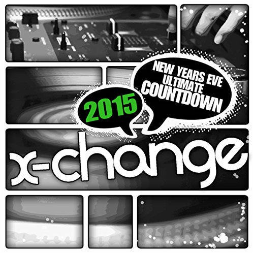 New Years Eve Ultimate Countdown 2015 Male Voice (Epic DJ Tools) (Epic New Years Eve)
