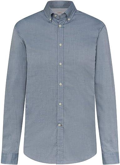 Hackett London Hkt Super Ox Camisa para Hombre: Amazon.es: Ropa y accesorios