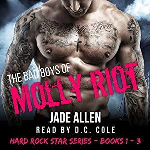 Rock Star Romance: The Bad Boys Of Molly Riot Audiobook