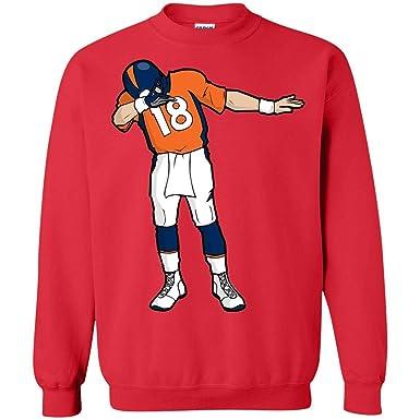 best sneakers ef666 b36ca Amazon.com: Peyton Manning Dab On Em T Shirts Shirt Hoodie ...