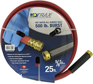 Notrax 724546 Hot Water Hose 25 ft. Length