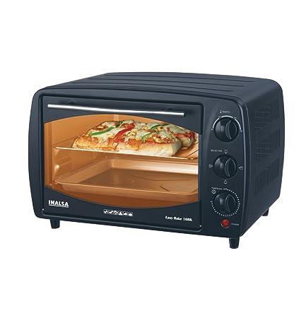 Inalsa Easy Bake 1200-Watt 16-Litre OTG (Black) Oven Toaster Grills at amazon