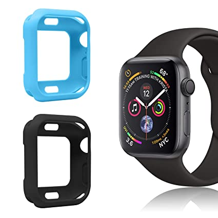 Amazon.com: MENEEA - Carcasa protectora para Apple Watch ...