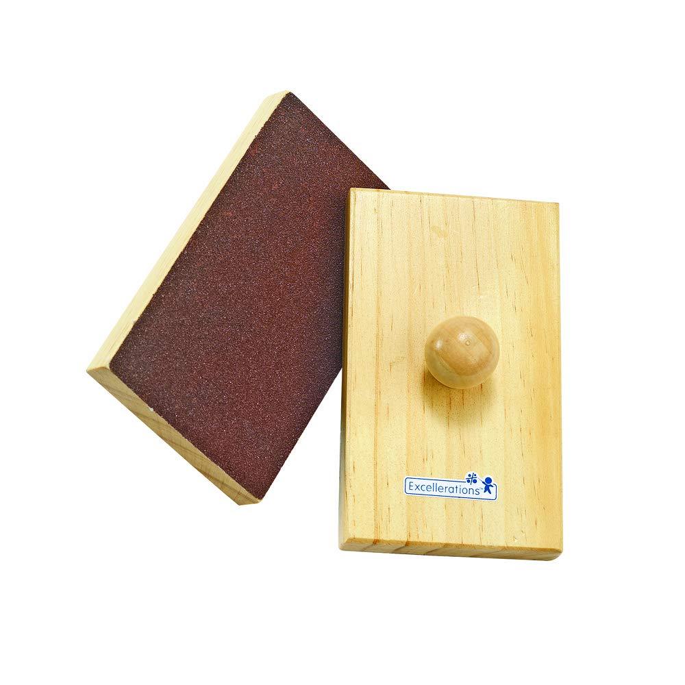 Discount School Supply Excellerations Sand Blocks - Set of 6 (Item # BLOC6)