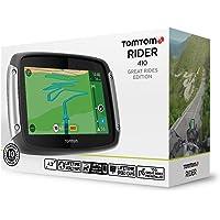 Tomtom Rider 410 Navigatore GPS, Nero