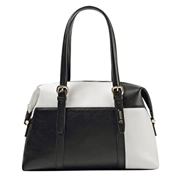 e6b209b881 Buy Tibes Tote Handbags Clutches Top Handle Bags Satchels Women Ladies  Shoulder Purse for Girls Business Bag Black Online at Low Prices in India -  Amazon.in