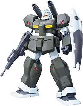 RGM-79 Powered GM GUNPLA HGUC High Grade Gundam 1//144 BANDAI