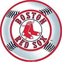 Baseball Dream Boston Red Sox Cutouts Wall Decoration, Cardstock, 12""