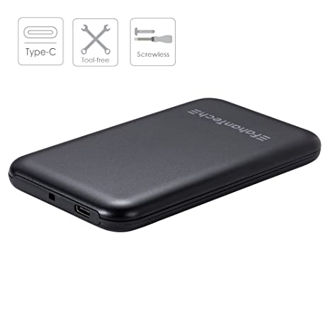 Amazon.com: fahantech/USB3.1 Type-C Portable External Hard ...