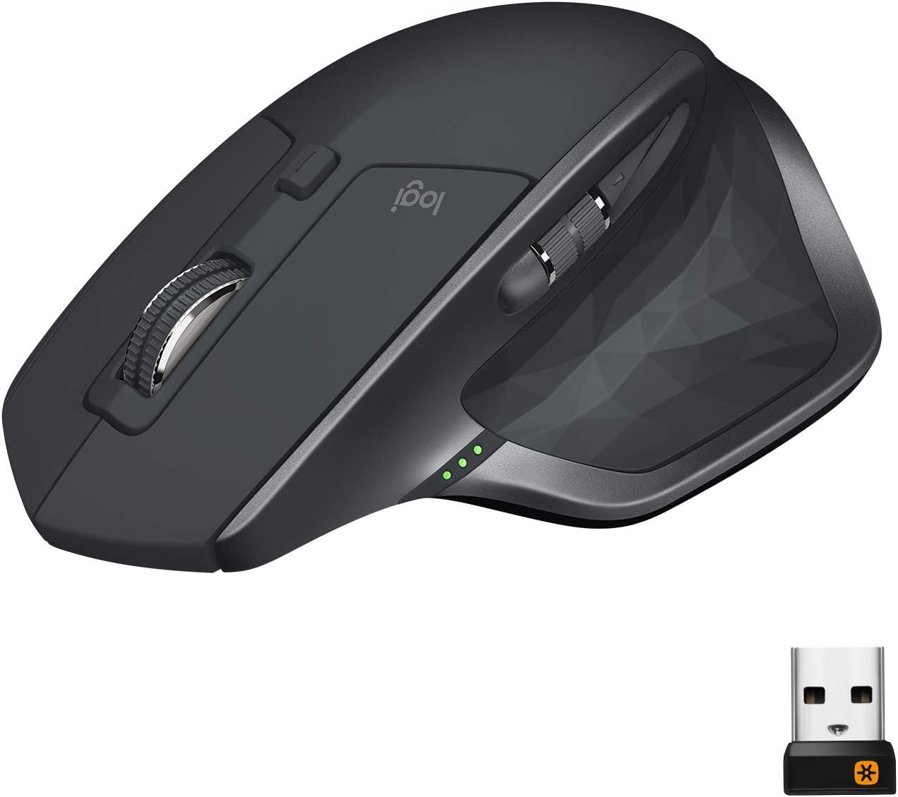 Logitech MX Master 2S Wireless rechargeable Mouse