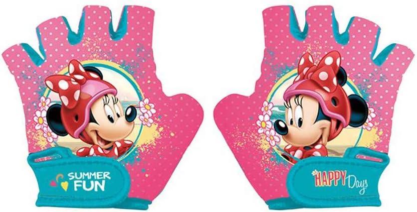 Motodak Gants Velo Enfant Disney Minnie Rose Paire sous Carte