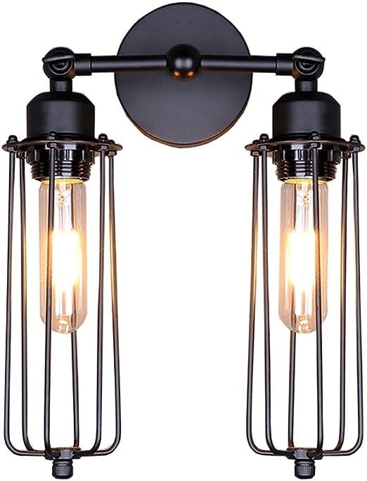 Restaurant Lampe Applique Murale Industriel Vintage Loft Bar