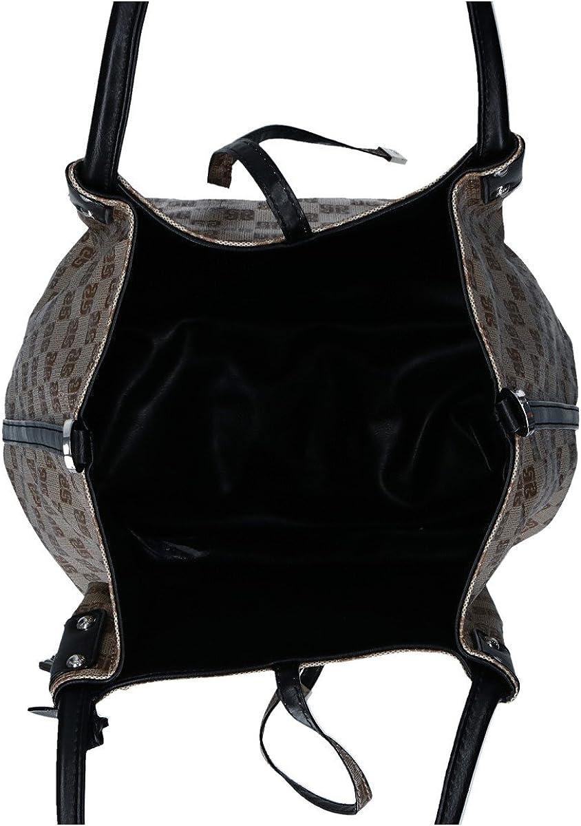 piero guidi Handbag Reversibile Nero