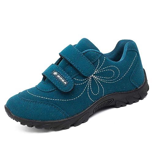 7fc229c42b1 Zapatos Casuales para niñas Zapatos para niños Zapatos cómodos para niñas  Zapatillas Ligeras y Transpirables: Amazon.es: Zapatos y complementos