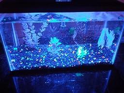 Amazon Com Glofish Aquarium Gravel Black With