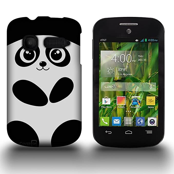 Amazon.com: coveron® para Alcatel One Touch Pop C1 diseño ...