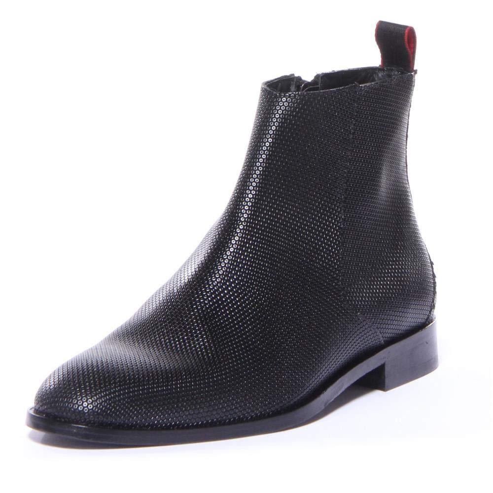 - Hugo Boss Men Smart_Zipb_Itpr Boots shoes