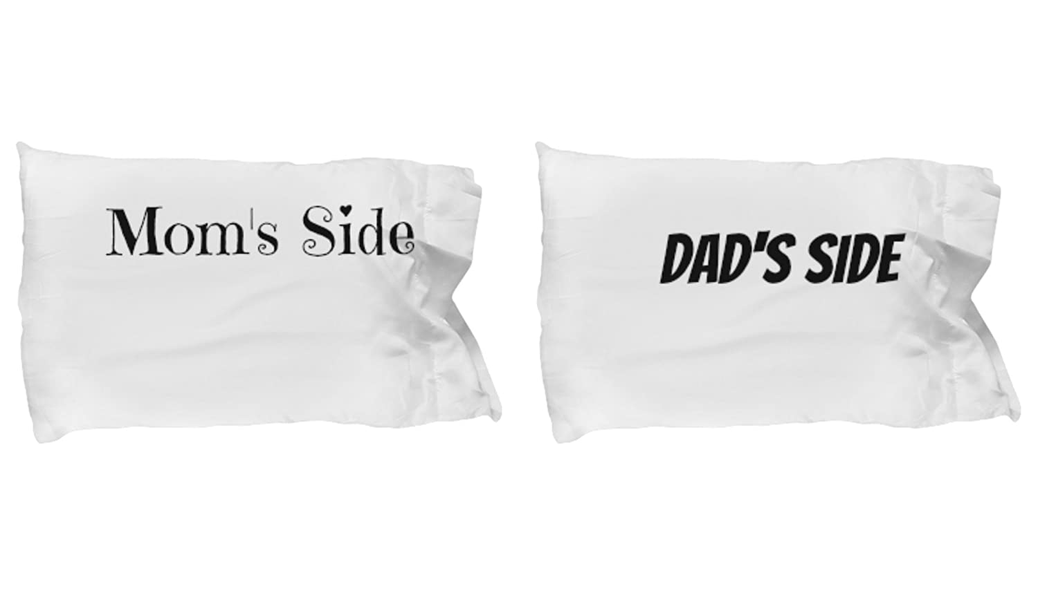 Amazon.com: Novelty Pillow Cases for Mom and Dad — Moms ...