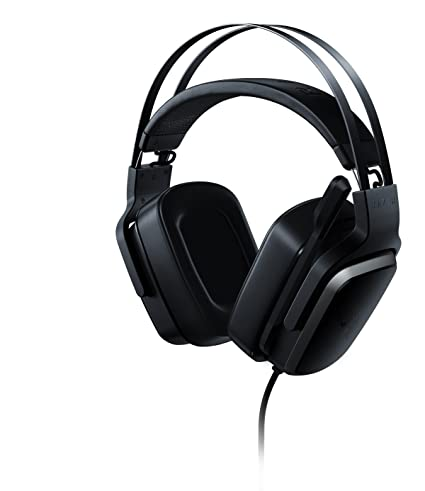 59c166ec45a Amazon.com: Razer Tiamat 7.1 V2: Dual Subwoofers - Audio Control Unit -  Rotatable Boom Mic - Gaming Headset Works with PC, PS4, Xbox One, Switch,  ...