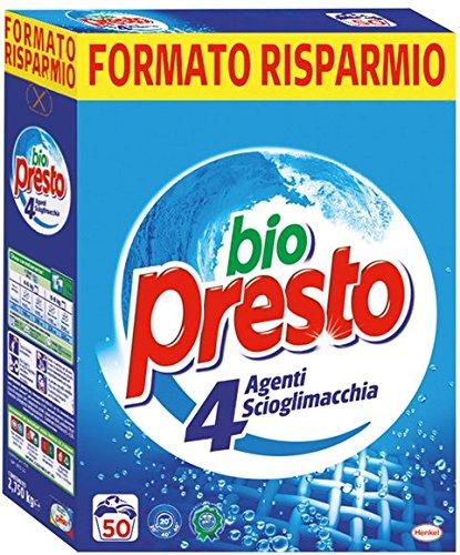 Bio Presto Cuerpo, Detergente, Talla única