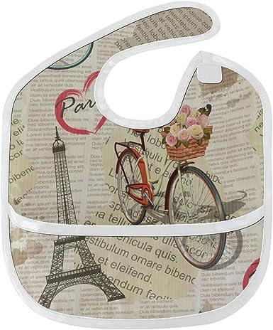 Bicicleta Alrededor la flor Personalizado Suave resistente agua ...
