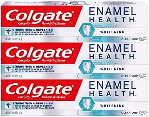 Toothpaste: Colgate Enamel Health