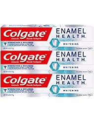 Colgate Enamel Health Whitening Toothpaste - 6 ounce, 3 Count