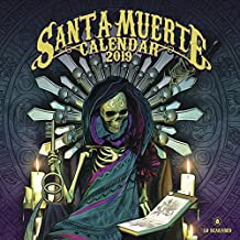 Santa Muerte 2019 Calendar