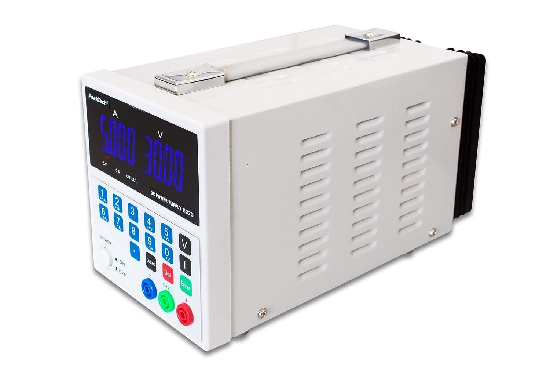 30/V//0 Peak Tech Appareil Alimentation de laboratoire 0 P 6155 20/A DC 1/pi/èce