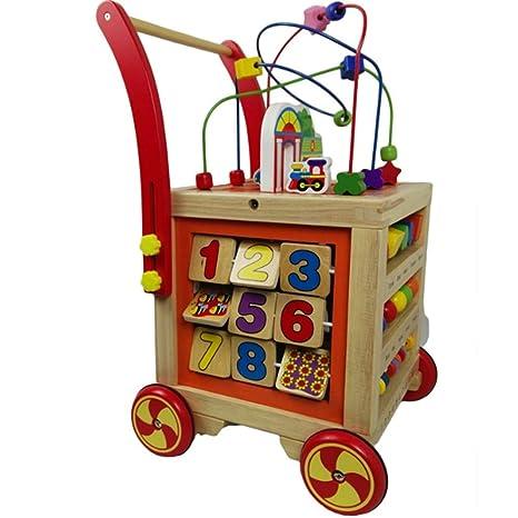Andador de bebé de primer paso Educación temprana ...