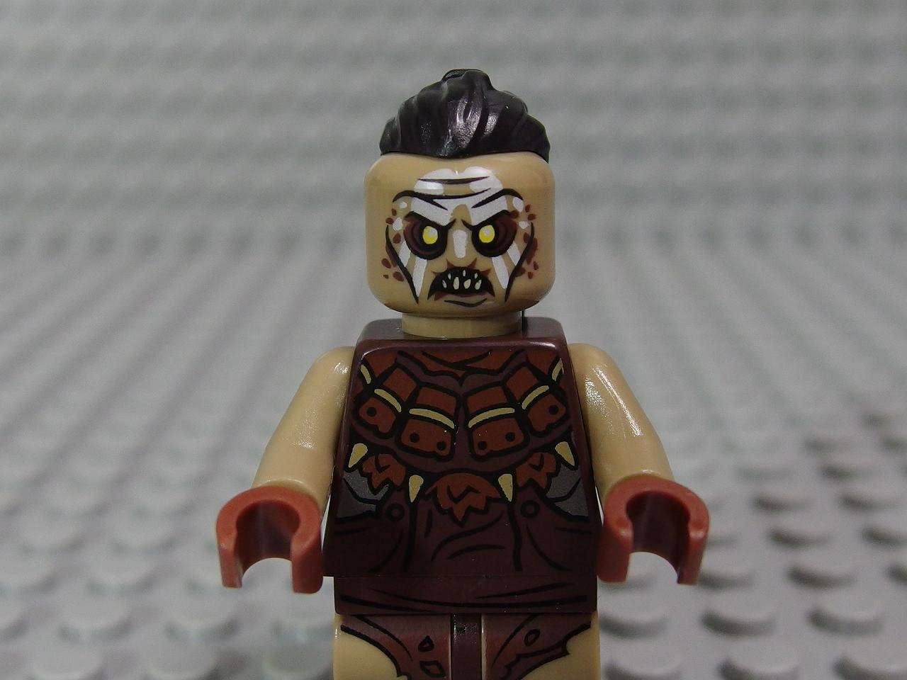 LEGO Minifig The Hobbit_101 Hunter Orc_C
