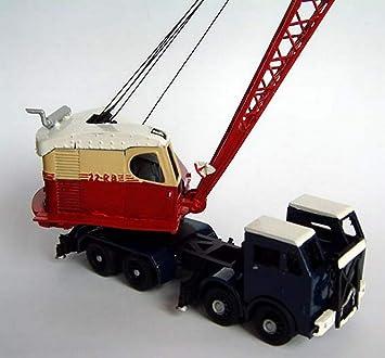 Langley Models Foden FC20 camiones montado mosca de grúa pluma OO escala Kit RW22b sin pintar: Amazon.es: Juguetes y juegos