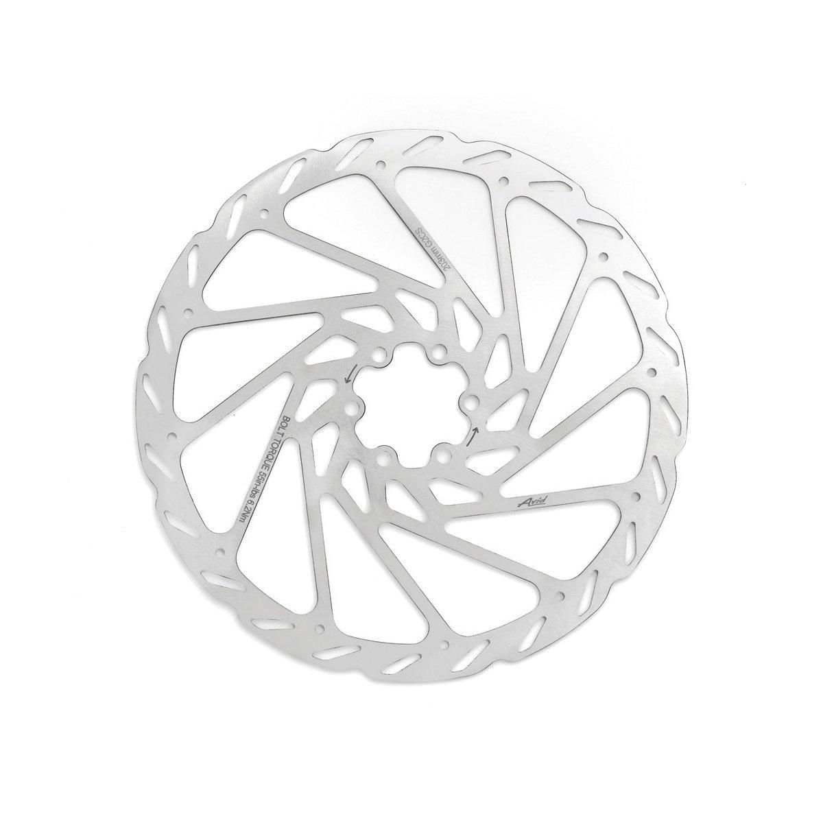 Avid G2 Clean Sweep Bicycle Disc Brake Rotor (140mm)