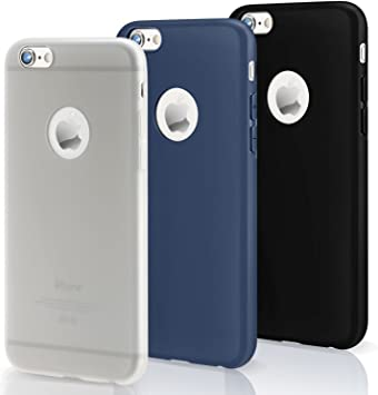 3x Funda iPhone 6 Plus/iPhone 6s Plus 5.5 Pulgada Carcasa