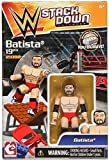 Batista WWE Stackdown C3 Mini Figure 19 piece