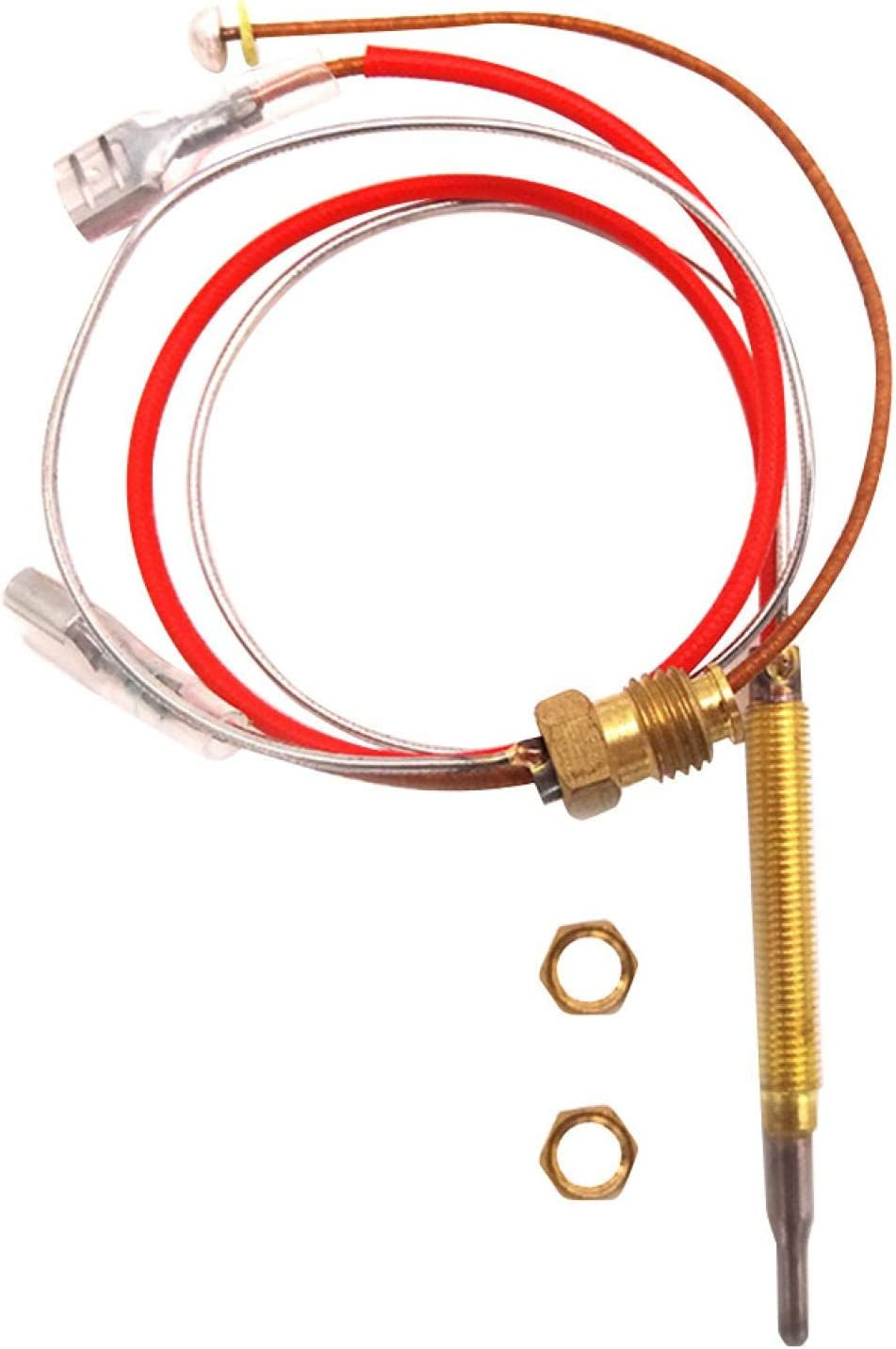 CALIDAKA OUTDOOR PATIO GAS HEATER REPLACEMENT PARTS SAFETY THERMOCOUPLE SENSOR HOME DURABLE EASY INSTALL