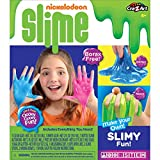 Nickeloden Slime Kit. Includes Everything You Need to Create Your own Slime! Borax Free!