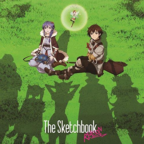 The Sketchbook / REASON[通常盤] スマホゲーム 「チェインクロニクル 〜絆の新大陸〜」 主題歌の商品画像