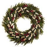 Wine Country Celebration Wreath #19252