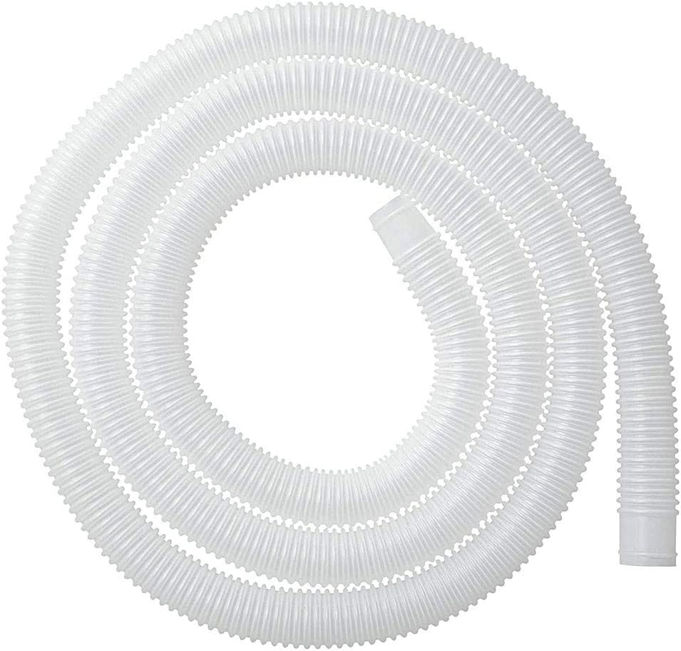 Ideal Para Depuradoras Blanco Cloradores Y Calentadores De Agua Con Conexi/ón a Mangueras Del Mismo Di/ámetro. Morran Manguera Flexible 32 Mm De Di/ámetro Y 3 Metros De Longitud