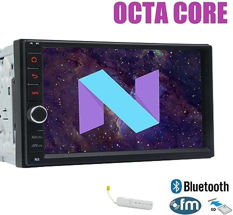 "32GB 2GB Android 7.1 10.1/"" Car Stereo Radio HD 2Din GPS DAB OBD2 RDS USB DVR SWC"