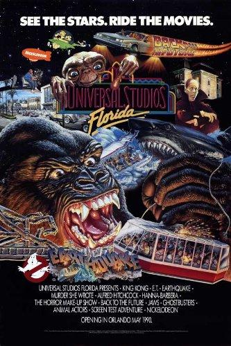 Universal Studios Florida Poster Movie product image