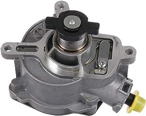 FEIPARTS Vacuum Brake Booster 07K145100C Brake Vacuum Pump Replacement for 2006-2010 2012-2014 Beetle 2010-2014 Golf 12 13 14 Passat 2012 2013 TT Quattro 2.5L
