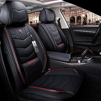 Universal Front Black Heavy Duty Waterproof Seat Covers KIA SORENTO 2007-2010