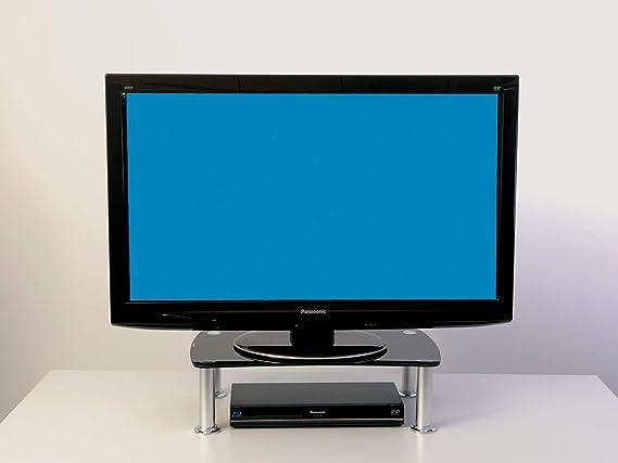 Value 17.99.1307 - Mesa para TV, negro: Amazon.es: Electrónica
