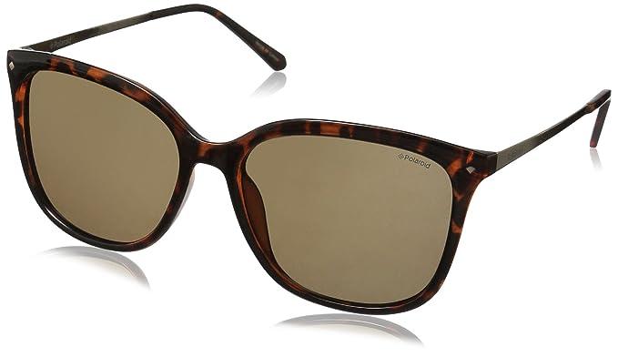 POLAROID Women's Pld 4043/S IG Sunglasses, Havana Gold, ...